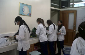 laboratorio optica optometria santoto bucaramanga